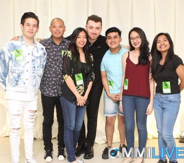 Sam Smith Meet and Greet (2)