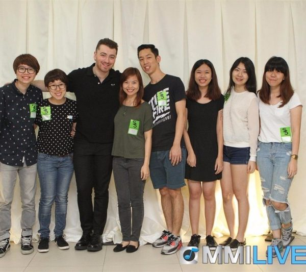 Sam Smith Meet and Greet (3)