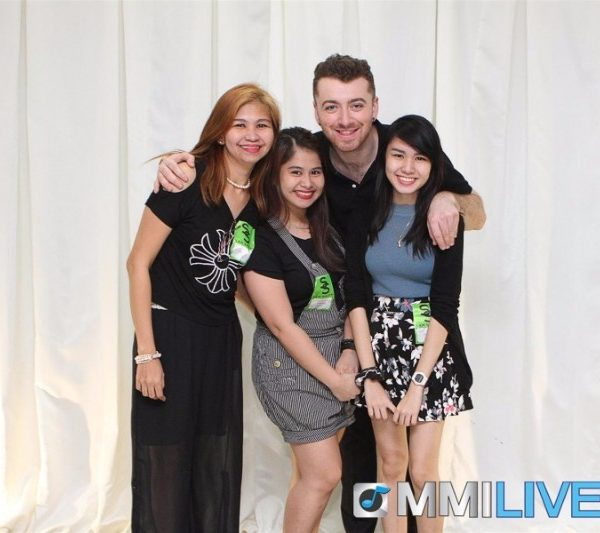Sam Smith Meet and Greet (6)