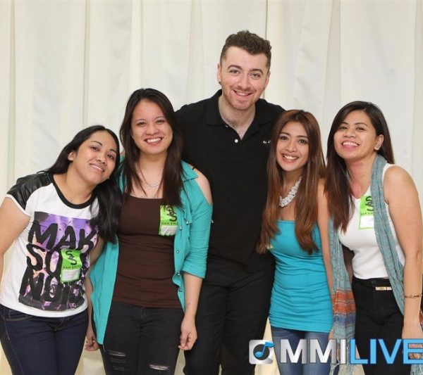 Sam Smith Meet and Greet (7)