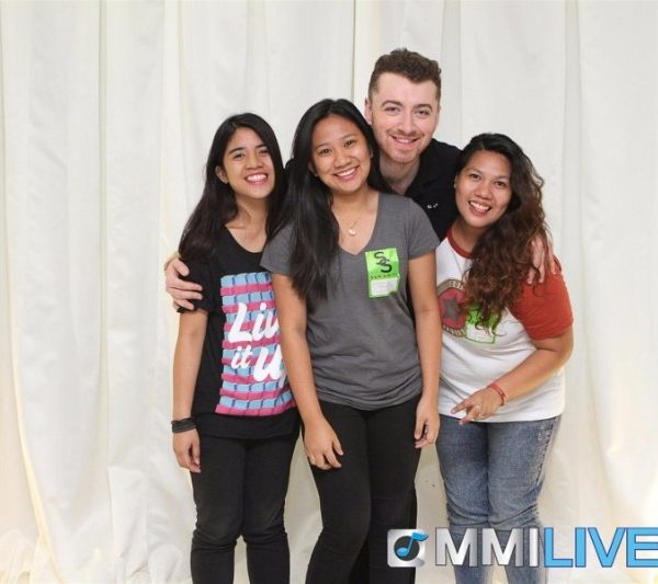 Sam Smith Meet and Greet (8)