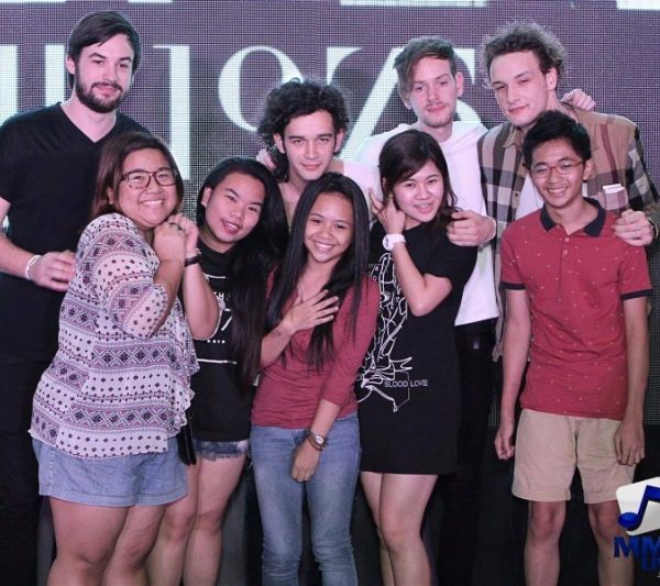 The 1975 Meet and Greet 2015 (4)