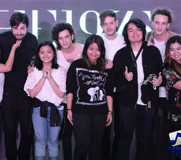 The 1975 Meet and Greet 2015 (5)