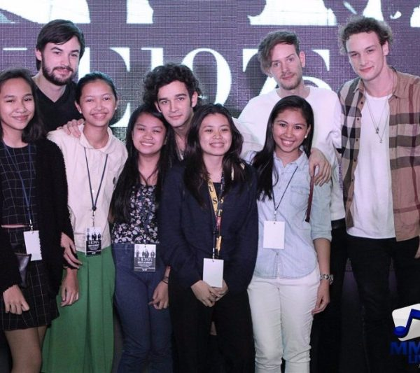 The 1975 Meet and Greet 2015 (7)