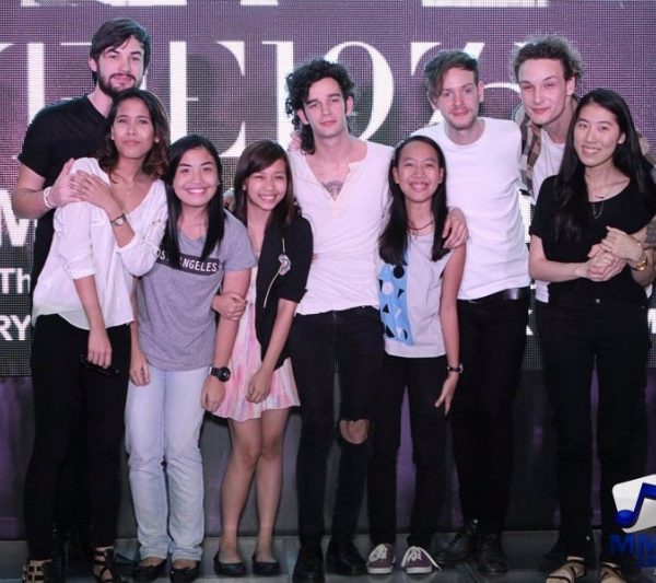 The 1975 Meet and Greet 2015 (8)