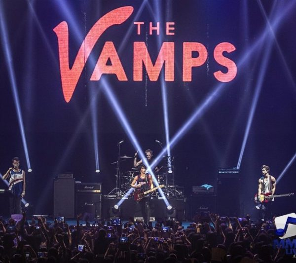 The VAMPS 2015 (1)