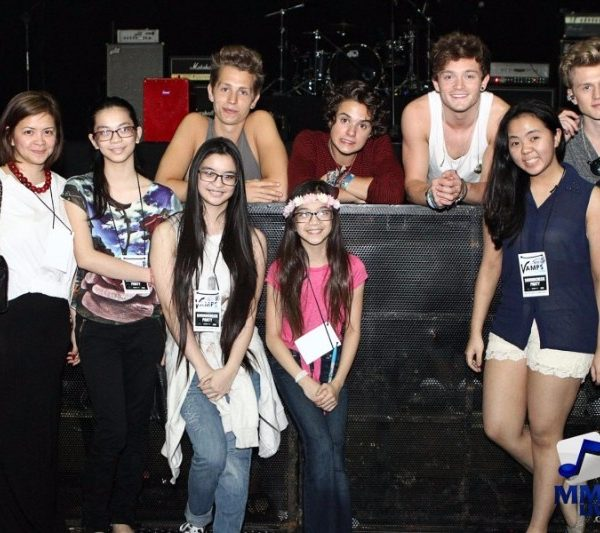 The Vamps - Meet and Greet 2015 (1)