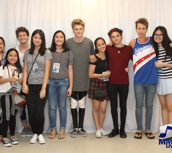 The Vamps - Meet and Greet 2015 (11)