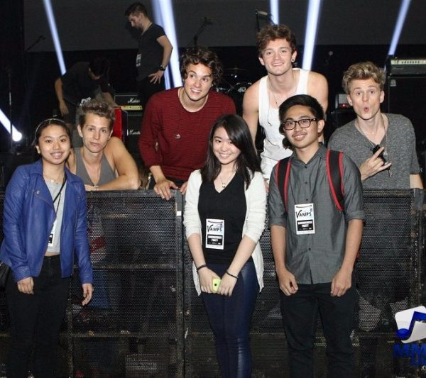 The Vamps - Meet and Greet 2015 (6)