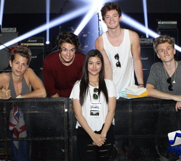 The Vamps - Meet and Greet 2015 (8)