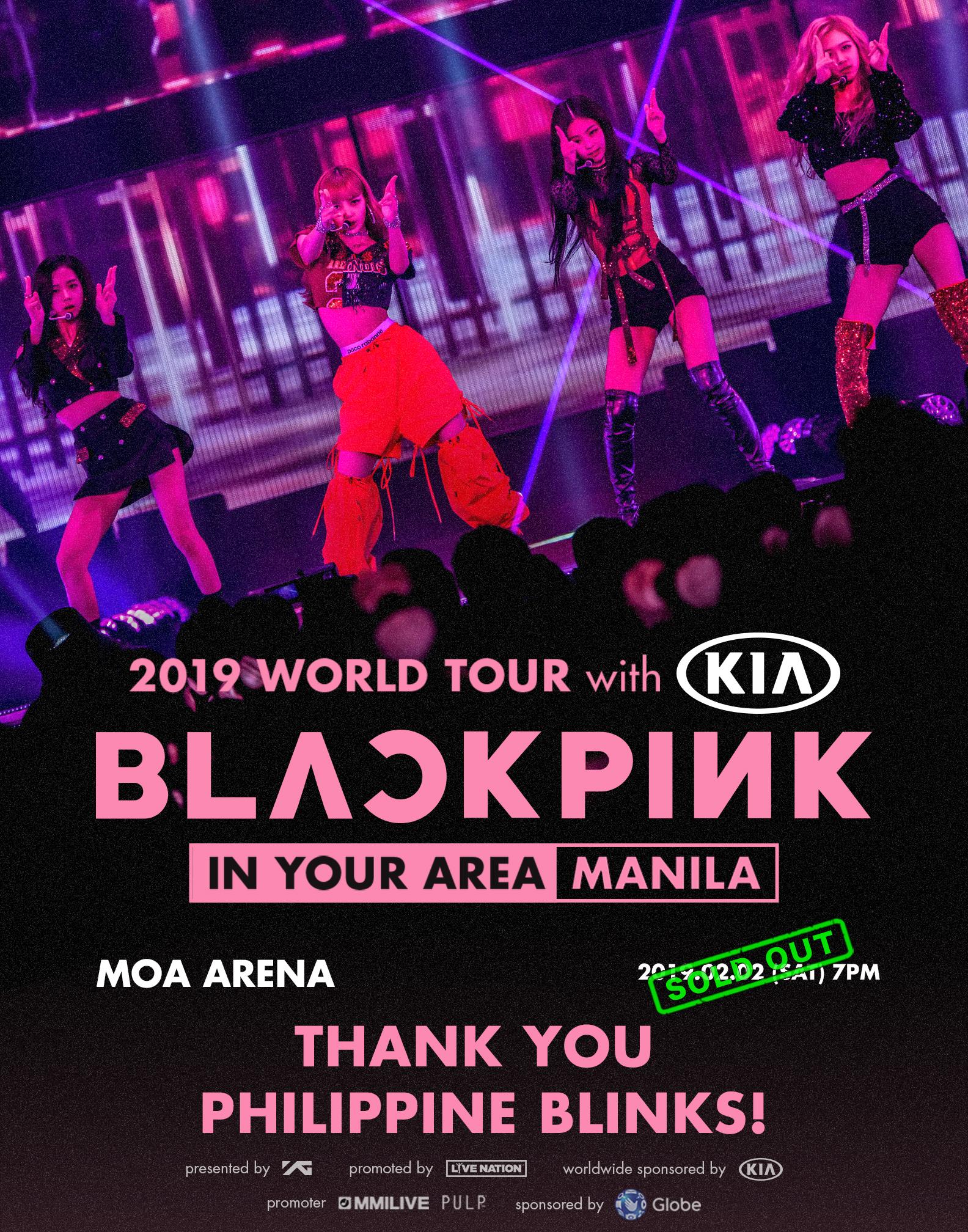 Blackpink Live In Manila Mmi Live